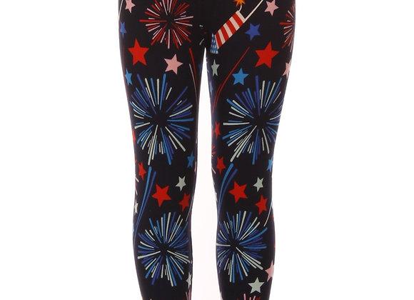 4th of July Fireworks (7yo-10/12)