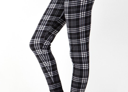 Black and Gray Plaid (0-12)
