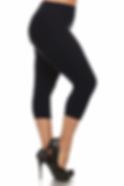 Curvy Capri Leggings