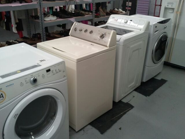 WashersandDryers