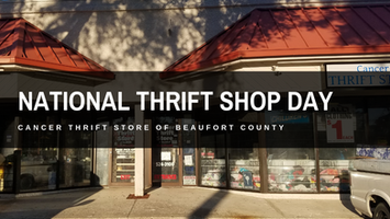 It's National Thrift Shop Day! 5 Reasons You'll Love Our Shop