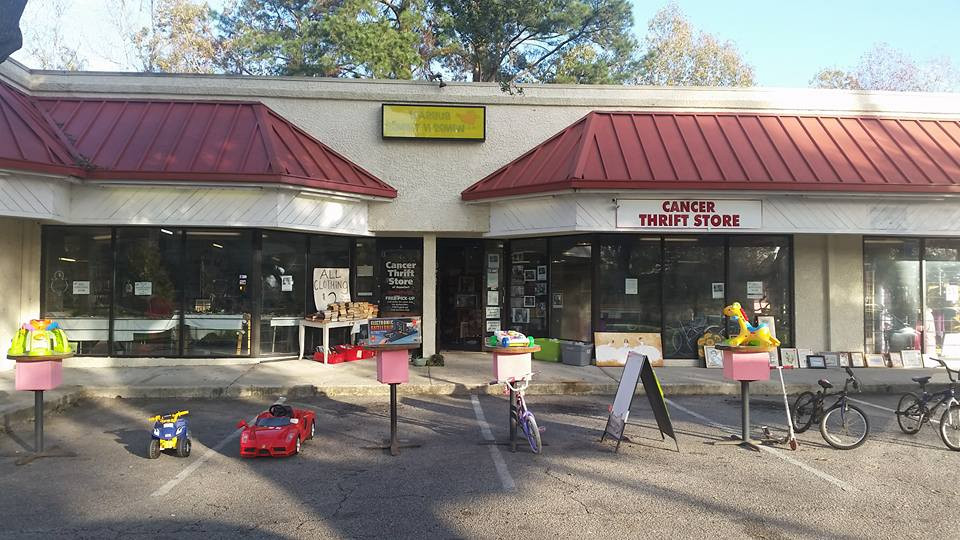 Cancer Nonprofit Thrift Store Beaufort Sc