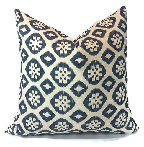 Bentley Geometric Pillow