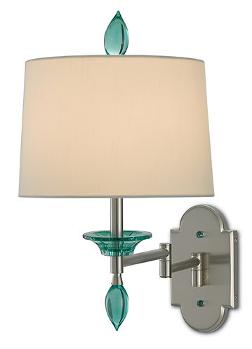 Blodgett Swing-Arm Wall Sconce