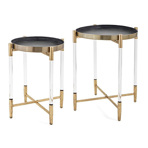 Jacky Accent Tables - Set of 2