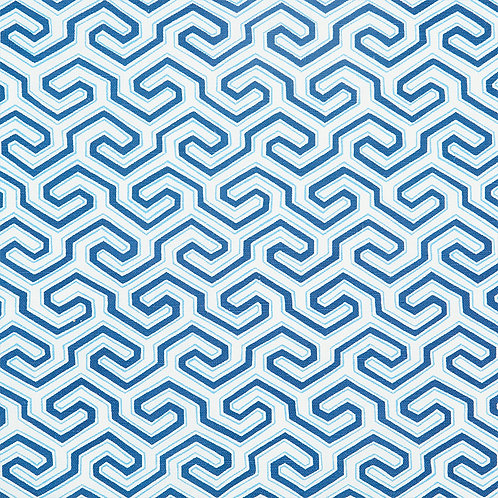 Ming Fret Print