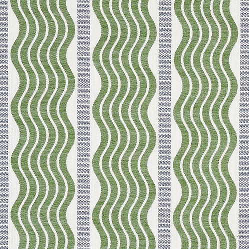 Sina Stripe in Green