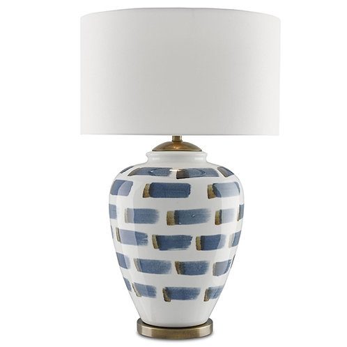 Currey & Company Brushstroke Table Lamp