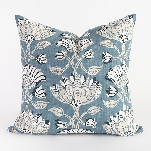 Filicia Stonewash Blue Pillow Cover