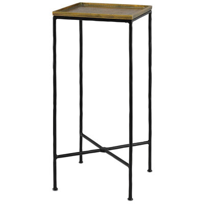 Boyles Drinks Table By Currey & Company