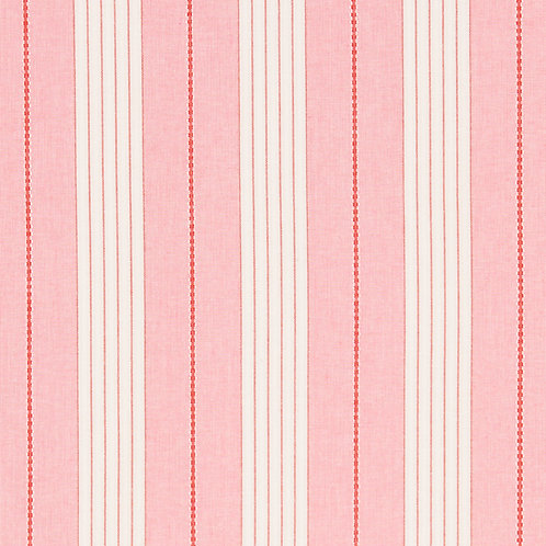 Audrey Stripe In Pink & Red