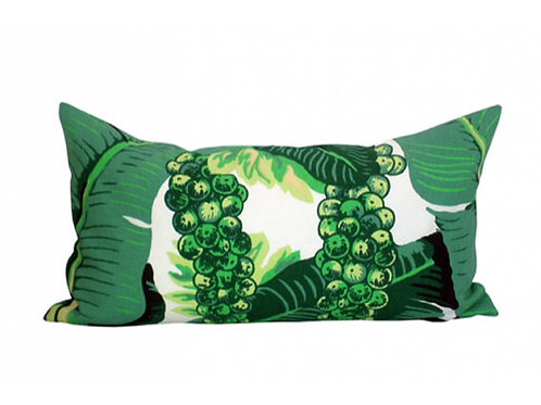 """Brazilliance Lumbar Pillow  12"""" x 24"""""""