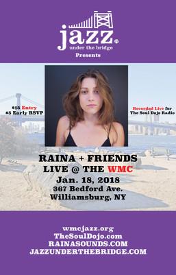 RAINA + Friends
