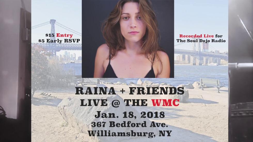 RAINA+Friends