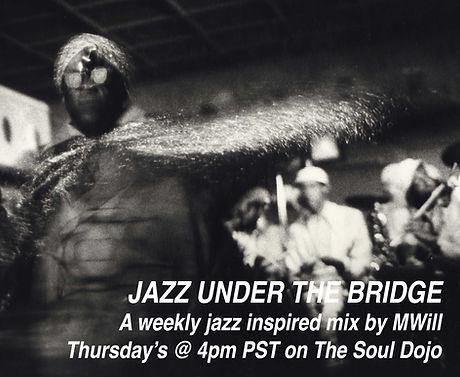 Sun Ra for Jazz Under the Bridge