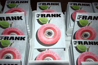 Frank151 chapter 63: New York Skate of Mind release party @ VNYL