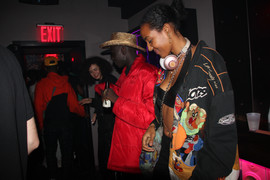 The City of Gods NYC: Bible Study Party NYFW #2 at Esther & Carol