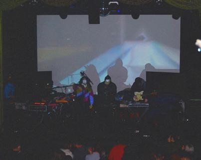 JIL feat. Salomon Faye + Onyx Collective