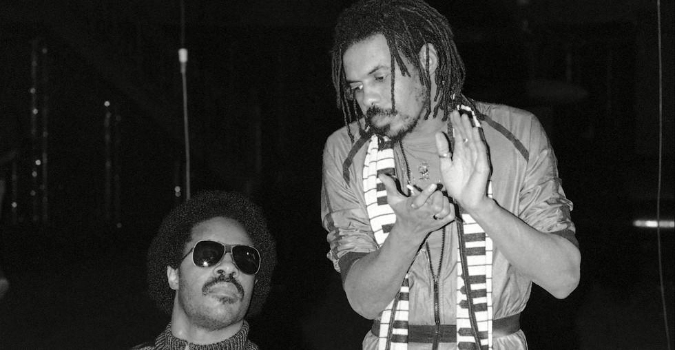 Uncle Birdsong + Stevie Wonder