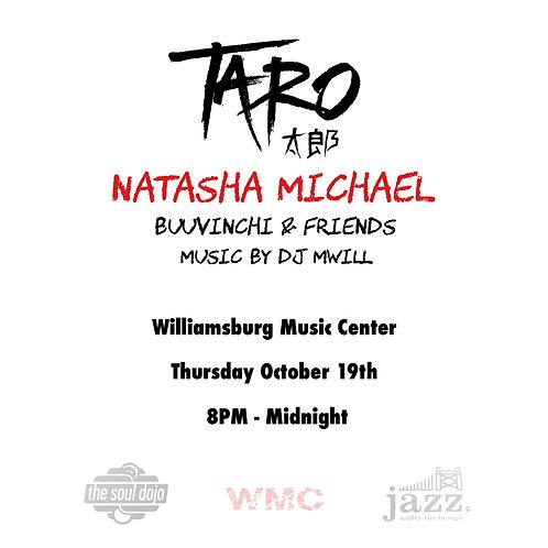 10/19 TARO + friends @ WMC