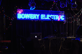 Mobile Mondays! at Bowery Electric