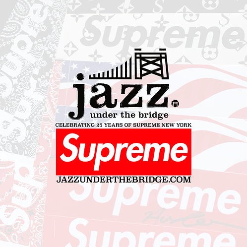 Box Logo Raffle Ticket