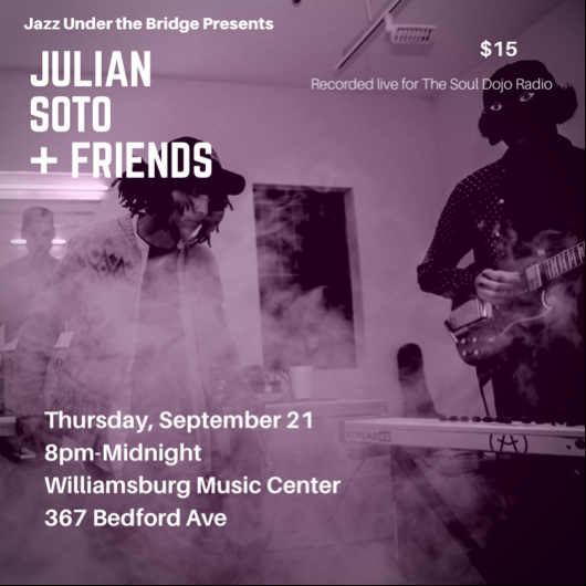 Julian Soto + friends (JIL)
