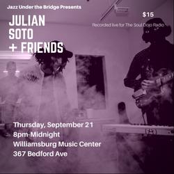 Julian Soto + friends (JIL)
