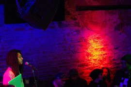Julian Soto for Jazz Under the Bridge x Mobile Mondays! X