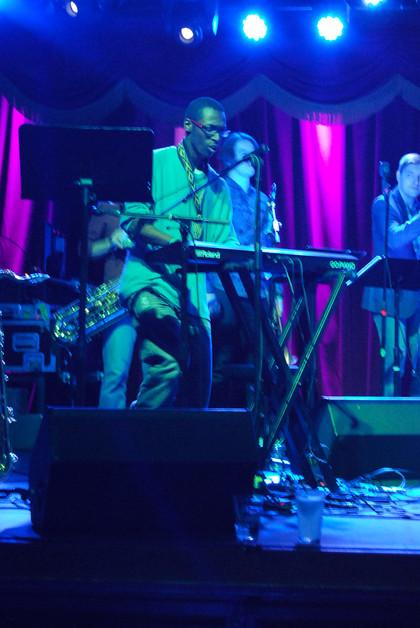 Daniel Jones (multi-instrumentalist) of RCA 2/3