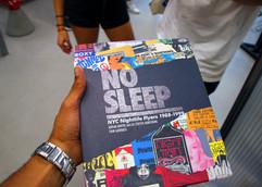 No Sleep: NYC Nightlife Flyers 1988-1993