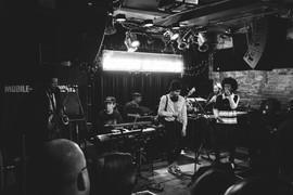 Jazz Under the Bridge x Mobille Mondays XMAS Party