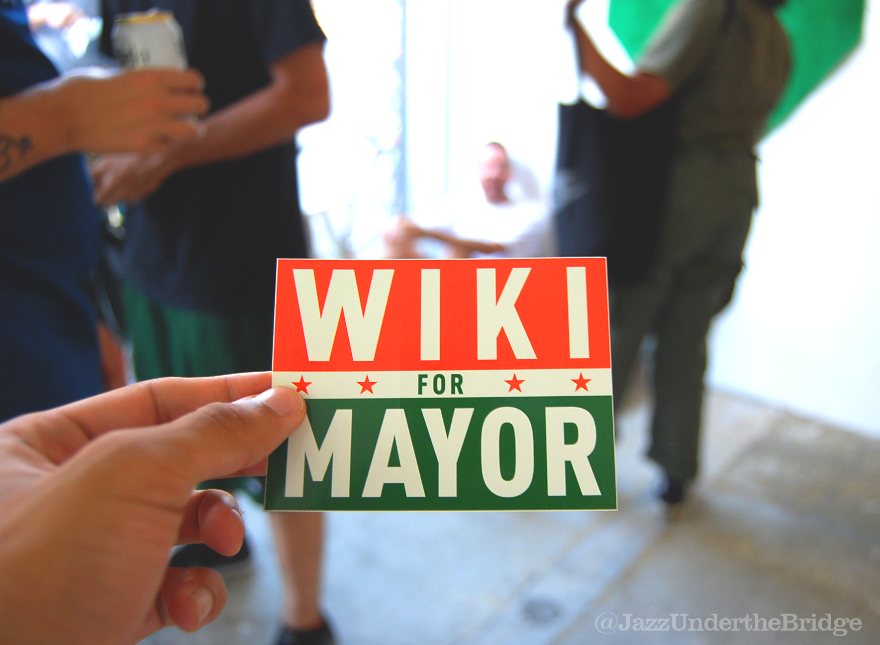 WIKI for Mayor!