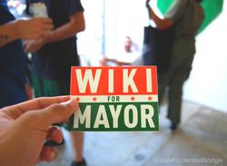 WIKI for Mayor!