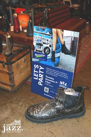Blundstone US x DNA Footwear takeover
