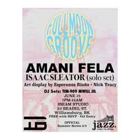 June 15th - Artist Showcase
