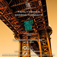 #AirMaxDay after party @ Sweet Chick with @wearethegoodlife and Jazz Under the Bridge