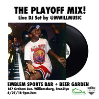 The Playoff Mix!