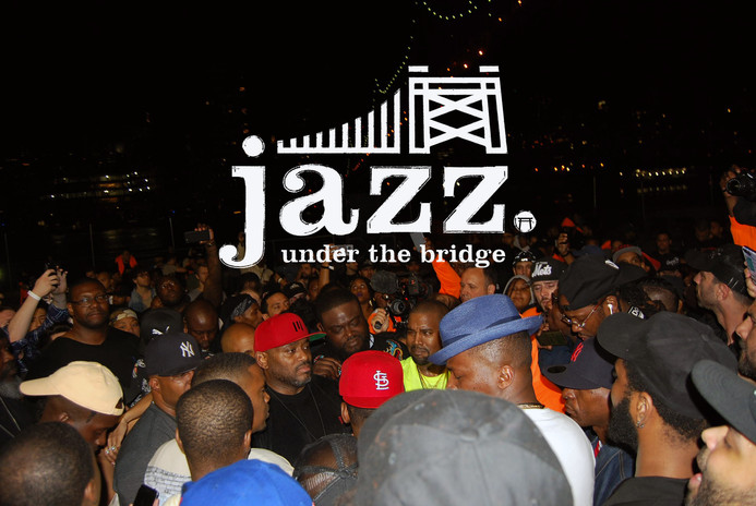 Jazz Under the Bridge official