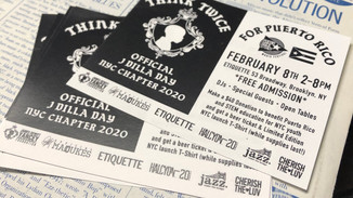 The Official J DILLA DAY NYC 2020
