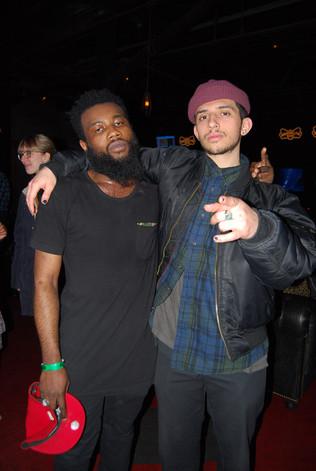 Charles + RichieQuake