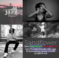 Sandflower feat. Ras Omari & Amani Fela