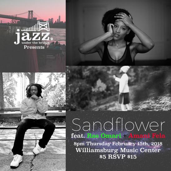 February Jazz Under the Bridge