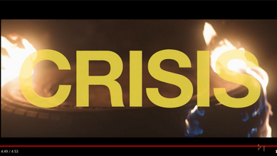 "POETIC THRUST - ""CRISIS"""