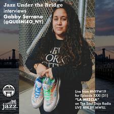 Gabby Serrano for Jazz Under the Bridge