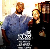 DJ Clark Kent for Jazz Under the Bridge