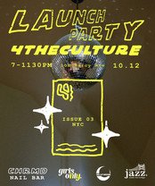 4theculture launch