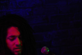 Julian Soto for Jazz Under the Bridge x Mobile Mondays! VIII