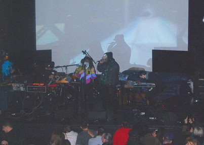 JIL (feat. Salomon Faye + Onyx Collective) @ Bowery Ballroom 3/14