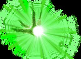 Green VeeStar